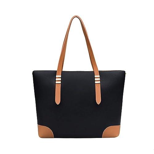 65952bea27 AMUSTER Tracolla Pelle Vera Elegante Moda Casual Donna Spalla Borsa Tote  Bag Elegante Minimalista Versatile Borsetta