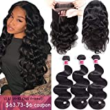 Best Hair Bundles With Laces - Wigirl Hair 8A Grade 360 Lace Frontal Closure Review
