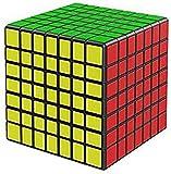 FAVNIC Speed Cube Splaks Magic Cube 7x7x7 Smooth Speed Magic Cube Puzzle (7x7x7)