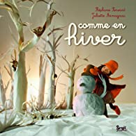 Book's Cover ofComme en hiver