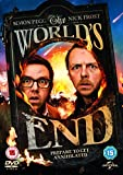 WORLD'S END (DVD+UV) WORLD'S END (DVD+UV) [Reino Unido]