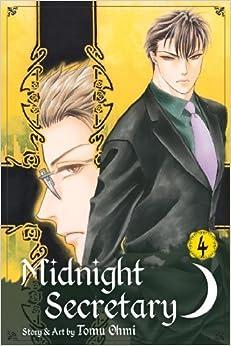 Book Midnight Secretary 4 by Tomu Ohmi (2014)
