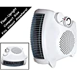 FLOOR - UPRIGHT Space Heater WITH THERMOSTAT - 3 Heat Settings