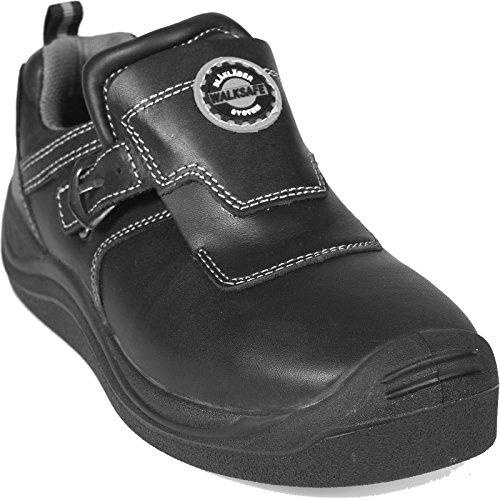 Blakläder 24180000990042 Chaussures Asphalte basse S2 Taille 42 Noir