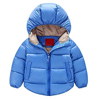 Amazon.com: Taiycyxgan Baby Boys Girls Winter Puffer Coat