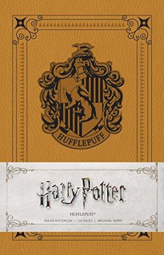 Best harry potter notebook journal hufflepuff