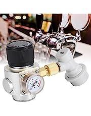 Home Brew CO2 Regulator Charger Kit Gas Disconnect Home Draft Beer Kegerator Beer Brewing Kegs & Kegging Lock Disconnect