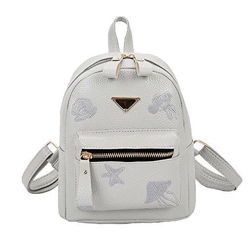 Desigual Women Bags Backpack LuluZanmWomen Girl School Bag Travel Small Backpack Satchel