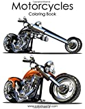 Motorcycle Coloring Book 1