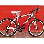 51gnGfqJMyL. SS150 CINZIA Bici Bicicletta 26' MTB Boulder 21V Alluminio Forcella Ammortizzata