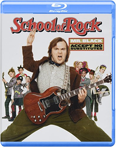 School of Rock [Blu-ray] (School Of Rock Jack Black)