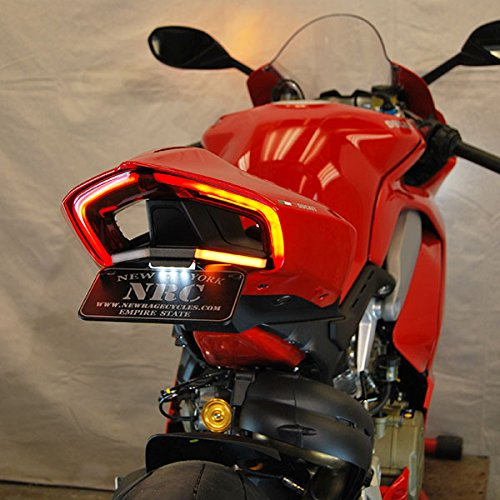 (Ducati Panigale V4 Fender Eliminator - New Rage Cycles )