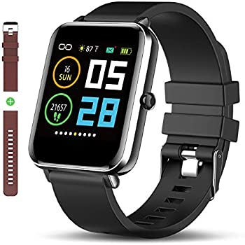 Amazon.com: YAMAY Smart Watch for Android and iOS Phone 2019 ...