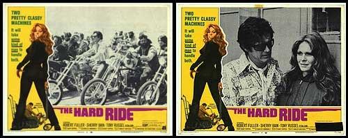 Hard Ride Poster (Hard Ride - Authentic Original 14