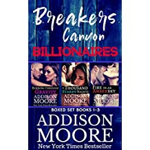 Breakers Canyon Billionaires: (Boxed Set Books 1-3)