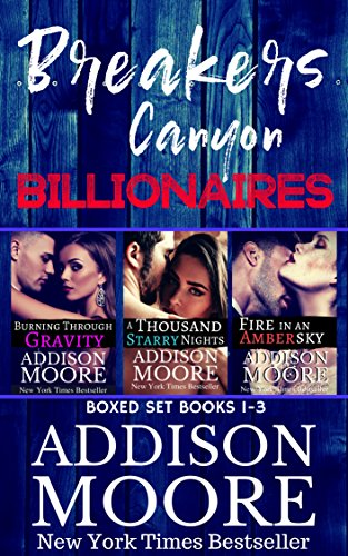 Breakers Canyon Billionaires: (Boxed Set Books (Breaker Set)
