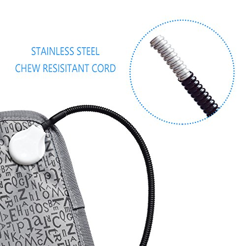 for Cats Electric with Resistant Steel Cord