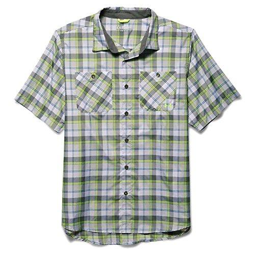 under-armour-chesapeake-2-ss-plaid-shirt-mens-granite-3xl
