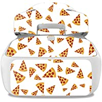 Skin For DJI Goggles – Body By Pizza | MightySkins Protective, Durable, and Unique Vinyl Decal wrap cover | Easy To Apply, Remove, and Change Styles | Made in the USA