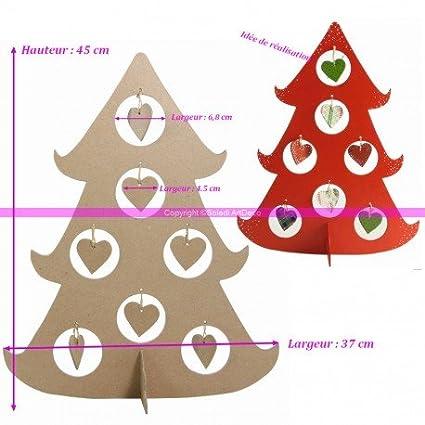 Immagini Natale Da Personalizzare.Albero Di Natale 7 Bolle Decorativo Originale In Cartone Da