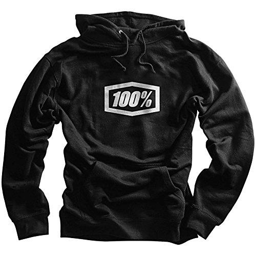 S Sudadera Fr Tama Negro fabricante 100 o Corpo para hombre S rwB1qvr
