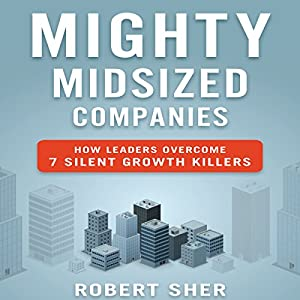 Mighty Midsized Companies Audiobook