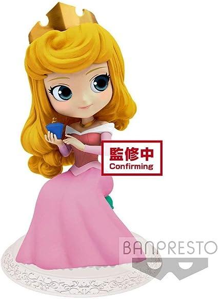 Banpresto Q posket Disney CharacterAnna Frozen Fever Figure Figurine 14cm normal