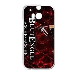 HTC One M8 Cell Phone Case Covers White Blutengel G7675322