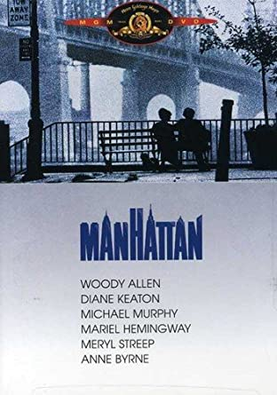 manhattan dvd  : Manhattan: Woody Allen, Diane Keaton, Michael Murphy ...