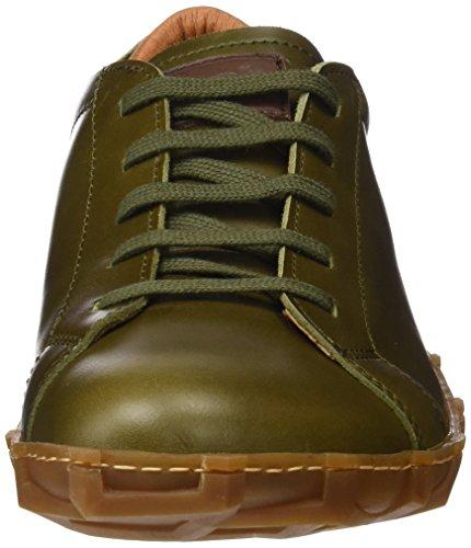 Verde Hombre Melbourne Heritage 0768 Kaki Zapatillas Art para xw48ZYzw1