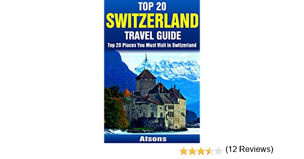 Top 20 Travel Guides