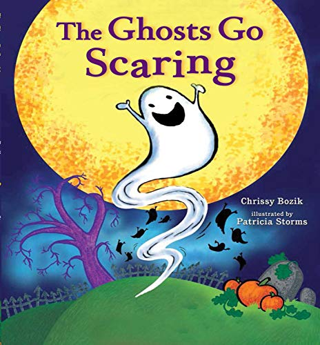 The Ghosts Go Scaring -