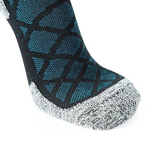 COOLMAX Unisex Quick Dry Athletic Crew Socks-5 Pairs (Medium, CMF8S) by COOLMAX (Image #5)