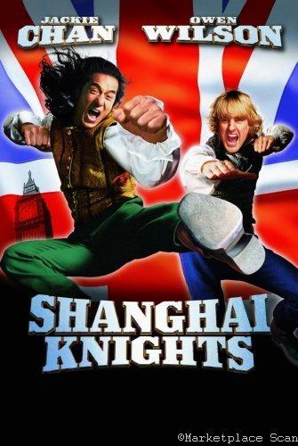 Shanghai Knights Movie Mini Poster 11x17in Master Print