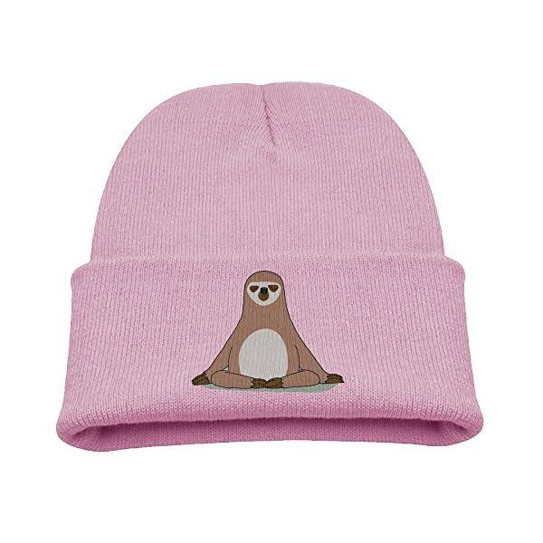Snap Sloths Child Skull Beanies Hat Great For Kids -