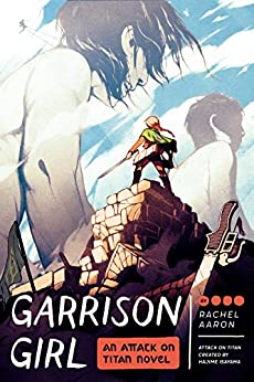 "Click Here To Order ""Garrison Girl"" by Rachel Aaron!!!"