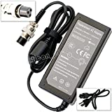 Bike Battery Charger 24V for Razor E100 E125 E500S PR200 Electric Scooter By USA_Best_Seller