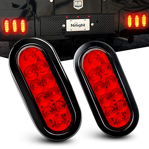 6 Inch Oval Led Tail Lights in US - 3