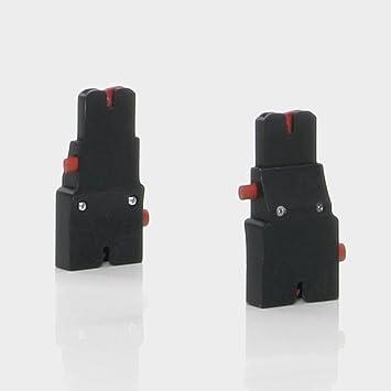 ABC-DESIGN Adapter f/ür Amigo und Primo Auto-Zubeh/ör black