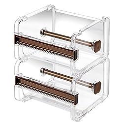 PlusGift Washi tape dispenser, Roll tape holder