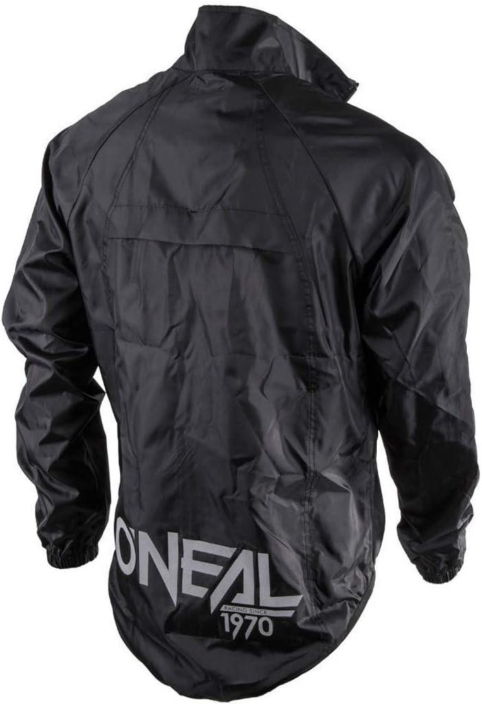 O/'neal Tsunami Rain Jacket Fahrrad Regenhose schwarz 2019 Oneal