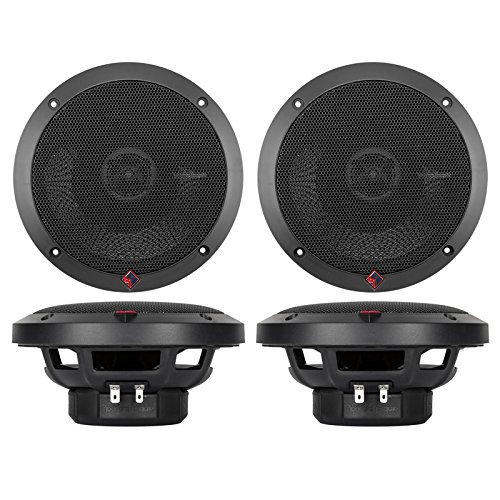 - 4 New Rockford Fosgate P1650 6.5