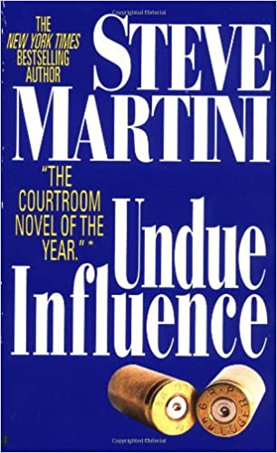list of steve martini books