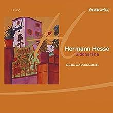 Siddhartha Hörbuch von Hermann Hesse Gesprochen von: Ulrich Matthes