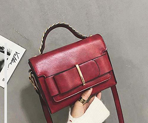 a 2018 delle crossbody retro C colore europea nuova sacchetto della elaborazione La A borse donne di decorazione donne borsa tracolla delle dell'unità WCqIxEYw