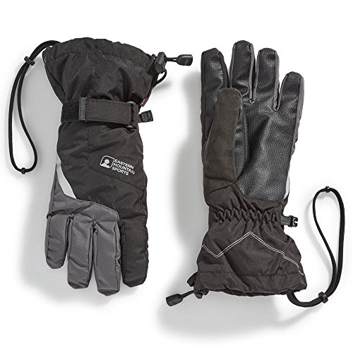 EMS Women's Altitude 3-in-1 Black M (Thermolite Winter Gloves)