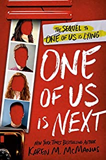 Book Cover: One of Us Is Next