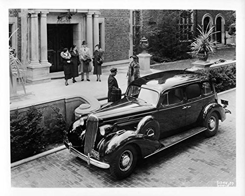 1936 Buick Roadmaster 6 Passenger Sedan Photo Poster