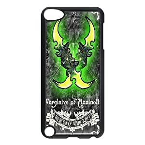 DIY Case Game World of Warcraft Custom Case For Ipod Touch 5 PKSB943411