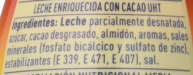Cola Cao Energy - 6 Paquetes de 3 x 188 ml- Total: 3.384 l: Amazon ...